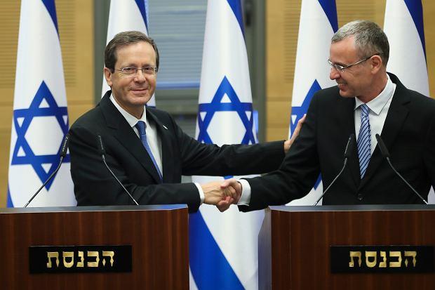 Izaak Herzog nowym prezydentem Izraela. Trwają negocjacje w sprawie utworzenia rządu