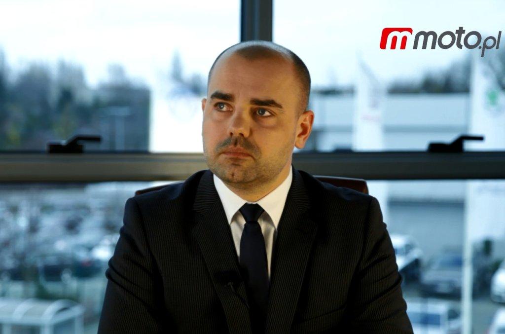 Tomasz Tonder, Volkswagen Polska