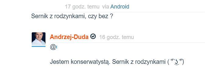 Andrzej Duda AMA