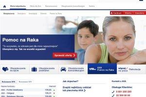 Towarzystwo ubezpieczeniowe AXA chce kupić Liberty Ubezpieczenia
