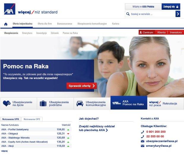AXA przejęła Liberty Ubezpieczenia za ponad 100 mln zł