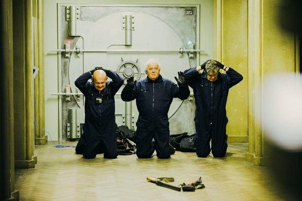 Zdjęcie numer 1 w galerii - Trzy powody, żeby napaść na bank zdradzają Dziędziel, Ferency i Dyblik!