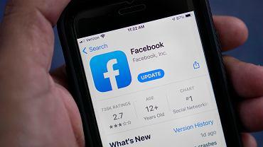 Situs jejaring sosial Facebook