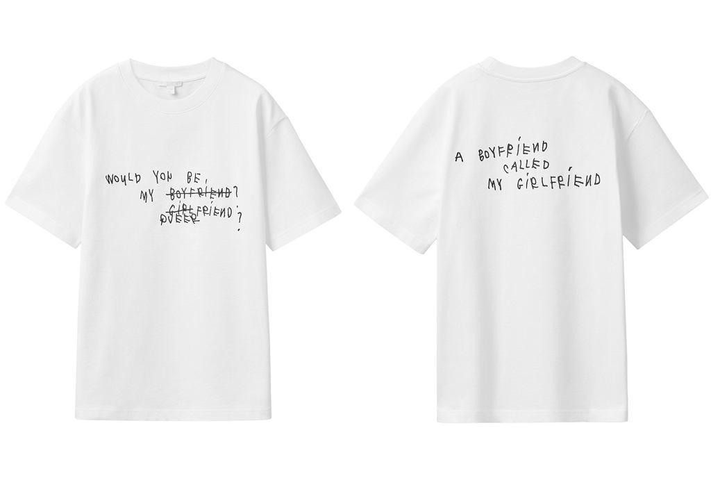Koszulki z kolekcji COS