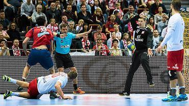 Ergo Arena. Polska - Serbia 32:37 w eliminacjach do mistrzostw Europy