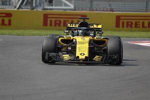 F1. Carlos Sainz: Wysokie pozycje Renault wprowadzają w błąd