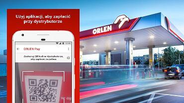 Orlen Pay - nowa usługa Orlen dostępna w aplikacji Orlen Mobile