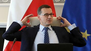 Mateusz Morawiecki o mediach w Polsce: sączą propagandę