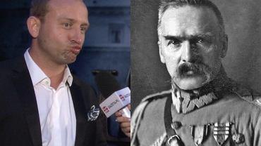 Borys Szyc / Józef Piłsudski