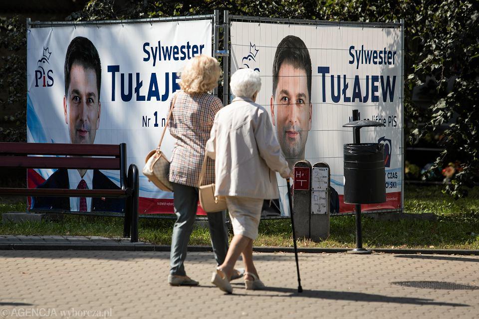 Kampania wyborcza Prawa i Sprawiedliwości