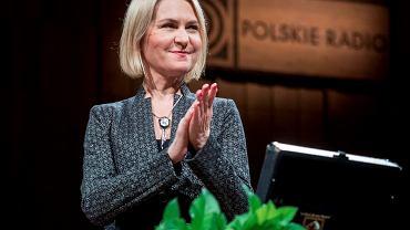 Prezes Polskiego Radia Barbara Stanisławczyk
