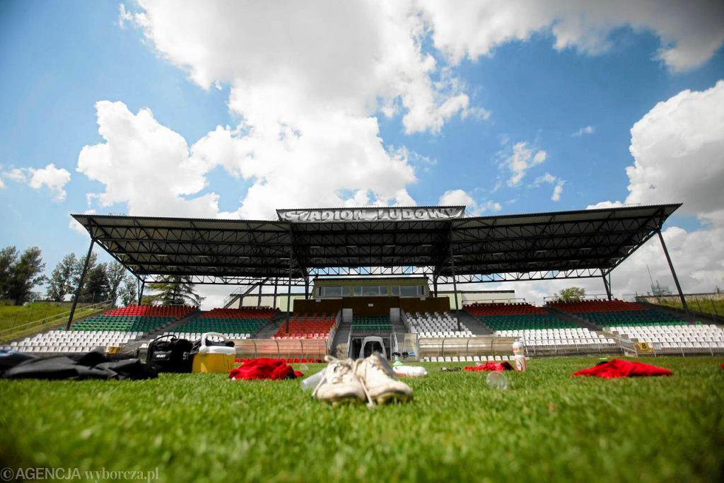Stadion Ludowy w Sosnowcu