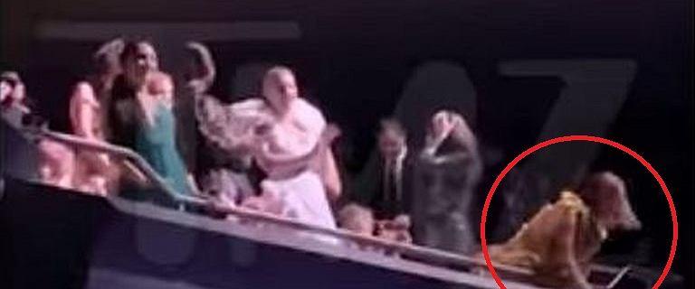 Jennifer Lopez o mało nie wypadła z balkonu. Potknięcie mogło zakończyć się tragedią