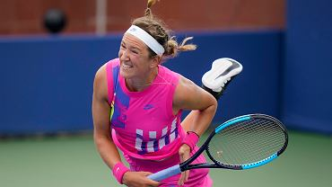 Turniej WTA Nowym Jorku. Wiktoria Azarenka znów gra dobre i straszy rywalki