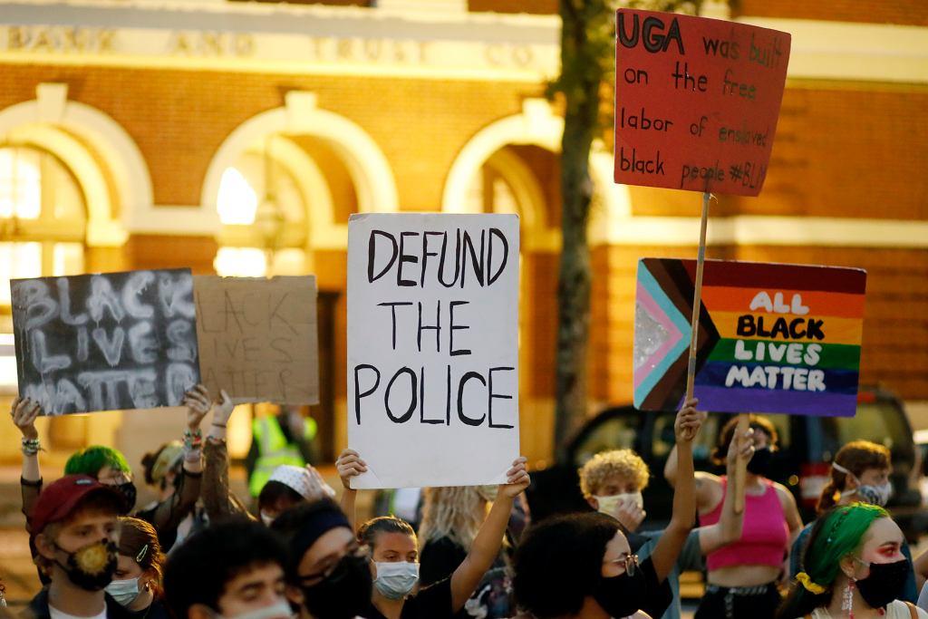 Protesty w Wisconsin