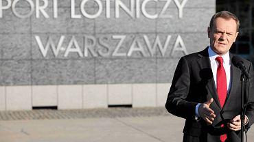 Premier Donald Tusk nie odwołał dziś ze stanowiska Jarosława Gowina