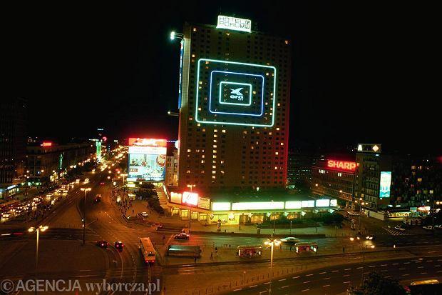 Hotel Forum, maj 2000 roku