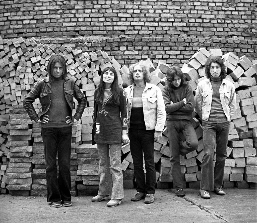 Breakout na początku lat 70. Katowice