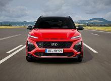 Nowy Hyundai Kona. Pakiet poprawek, nowe silniki i wersja N Line