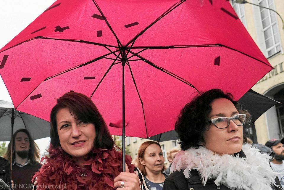 Dotychczasowa pełnomocniczka prezydenta ds. przeciwdziałania wykluczeniom Marta Mazurek zostanie radną