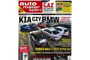 """Nowy """"Auto Motor i Sport"""" w kioskach"""