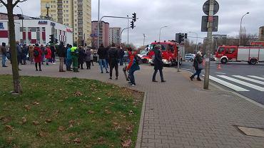 Wypadek na Gocławiu