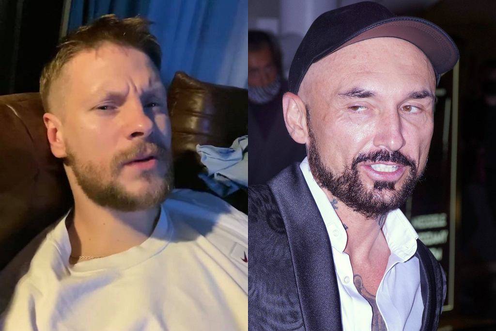 Patryk Vega i Sebastian Fabijański