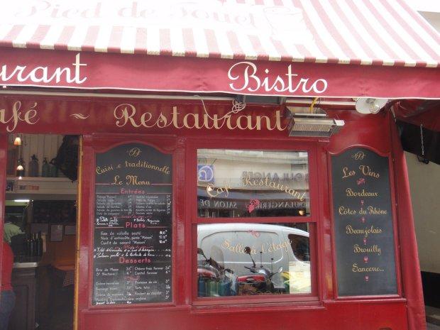 Restauracja Au Pied de Fouet