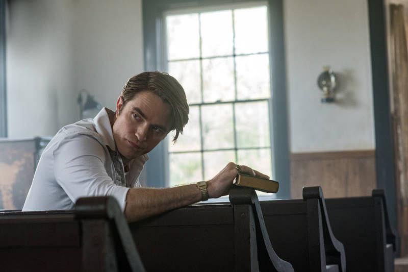 Kadr z filmu 'Diabeł wcielony' Netfliksa.