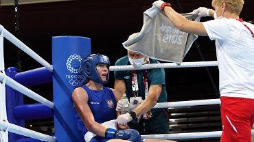 Marzyła o medalu igrzysk, odpadła w 1/8 finału.