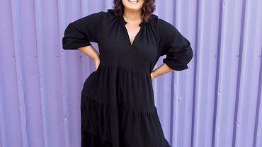 Nasza propozycja dla pań plus size: sukienka koszulowa!