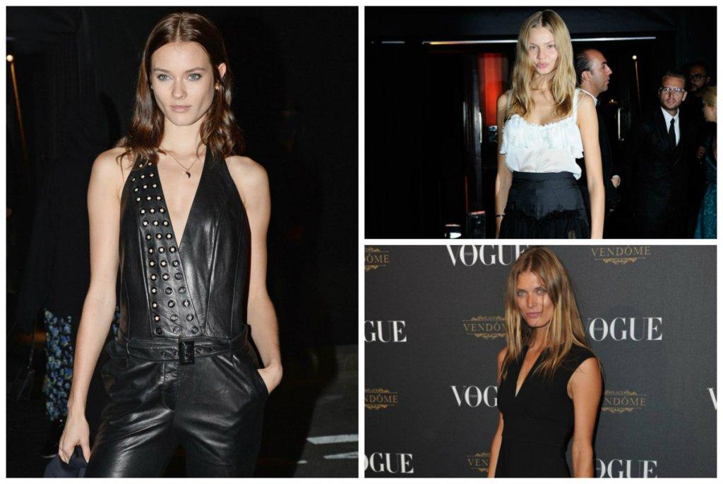 Polskie supermodelki w Paryżu: Jagaciak, Frąckowiak, Bela