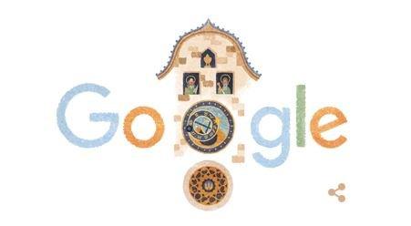 Praski zegar orloj został uhonorowany przez Google specjalnym doodle