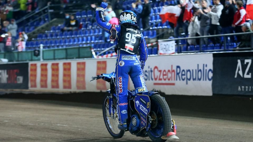 Grand Prix. Mistrz świata Bartosz Zmarzlik