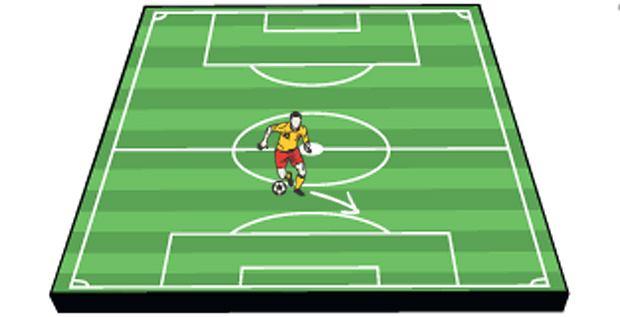 Sport: zostań futbolowym ekspertem,sport, piłka nożna, Trequartista