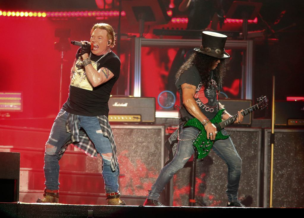 Guns N' Roses Austin City Limits Music Festival