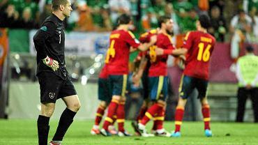 Euro 2012. Hiszpania - Irlandia 4:0