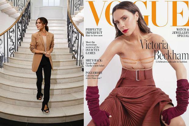 Victoria Beckham to dzisiaj uznana projektantka i właścicielka modowego imperium
