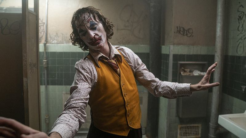 'Joker', Materiały promocyjne