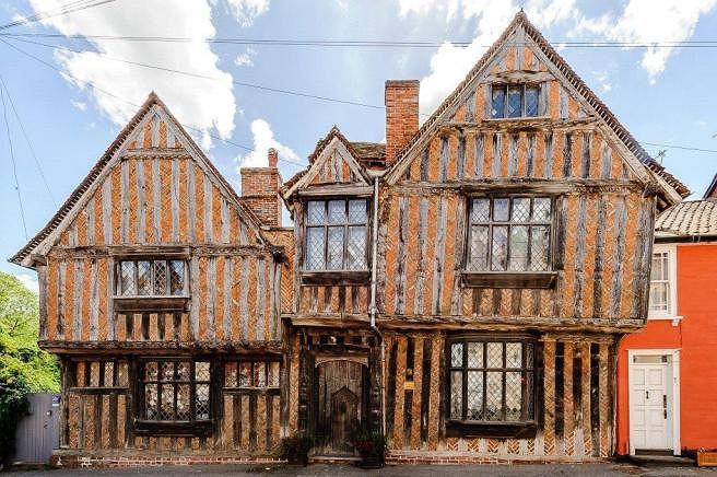 Dom rodzinny Harrego Pottera - na sprzedaż