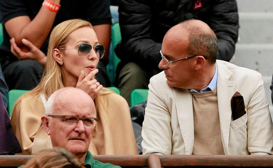 Zdjęcie numer 19 w galerii - Roland Garros. Zlatan Ibrahimović, Hugh Grant... Kto jeszcze odwiedził korty? [ZDJĘCIA]