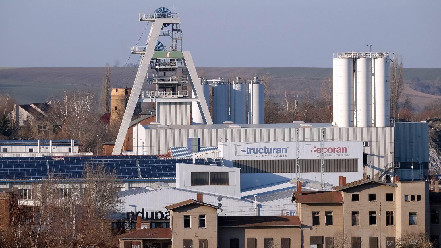 Niemcy. Eksplozja w kopalni. Pod ziemią uwięzionych zostało 35 górników