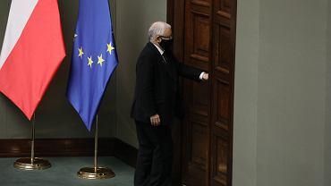 Kaczyński o stanowisku Dudy ws. wyroku TK o aborcji: Jest prezydentem, ma prawo