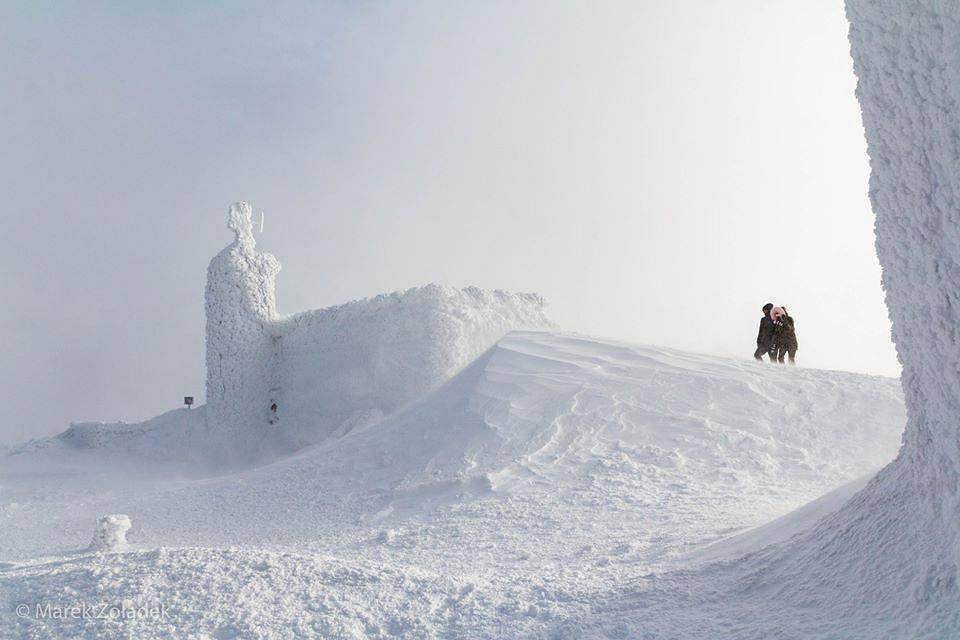 Poczta na Śnieżce