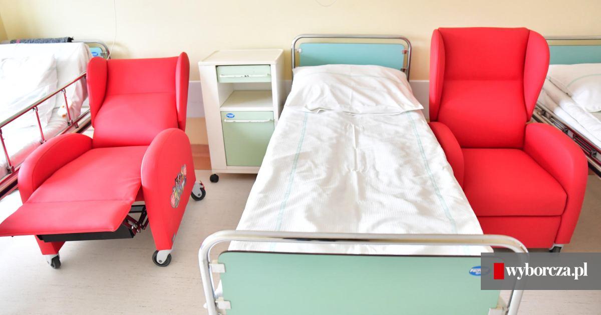 Wośp Radom Do Szpitala Przyjechały Fotele I łóżka Dla