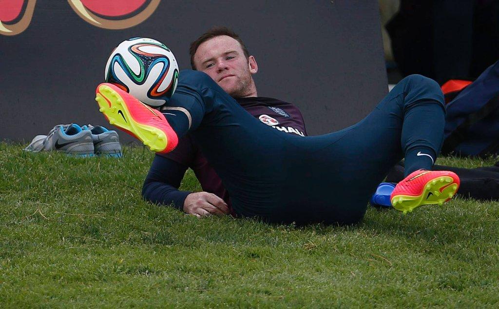 Gwiazda Anglii Wayne Rooney