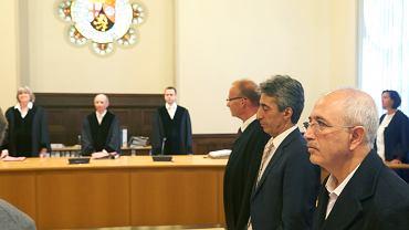 Proces przeciwko tureckiemu szpiegowi Mohammedowi G. w niemieckim sądzie w Koblencji