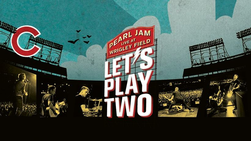Pearl Jam, 'Let's Play Two'