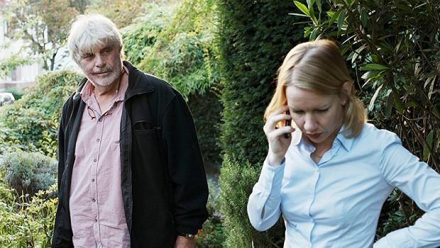 Kadr z filmu ''Toni Erdmann''