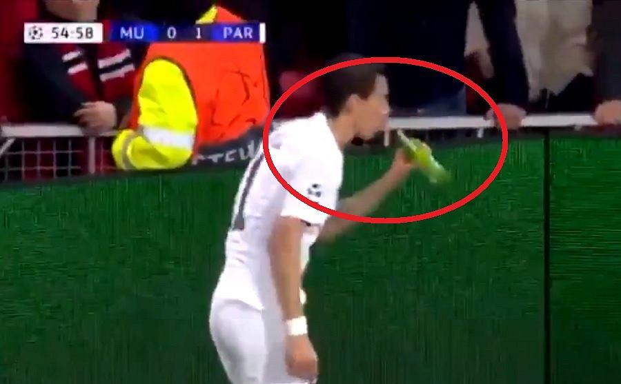 Angel Di Maria rozwścieczył fanów Manchesteru United